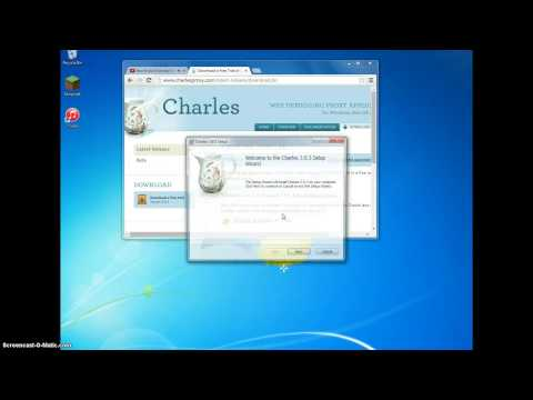 How to download- Charles Proxy