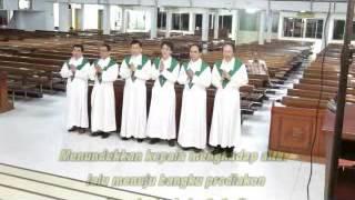 Prodiakon di Paroki St. Kristoforus, Jakarta