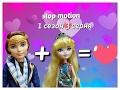 Stop motion Декстер+Блонди=❤1 сезон 3 серия|Приезд Дарлинг