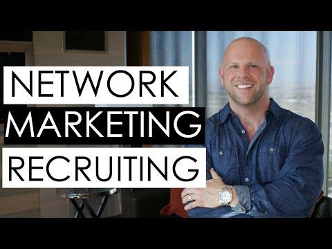 Network Marketing Recruiting Tips — 5 Team Building Strategies