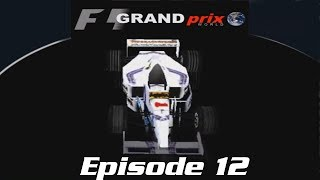 Grand Prix World: Stewart Career Mode - Part 12 - Fitting Our First Driver Aid
