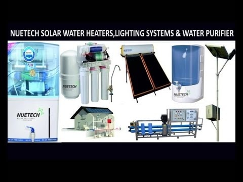 NUETECH SOLAR PRODUCTS.....