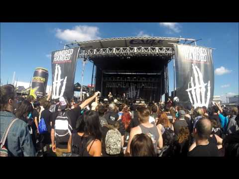 2015 South By So What?!-Fit For A King (Full Set) (GoPro Head Cam)