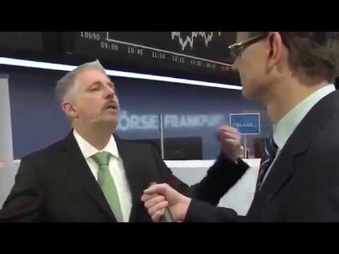Börsencrash voraus - Dirk Müller Mr. DAX - Interview Börse Frankfurt