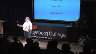What if It's That Simple?: Jen Croneberger at TEDxGettysburgCollege