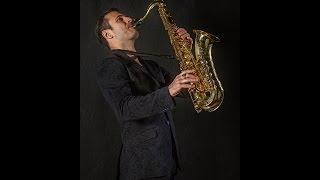 Juozas Kuraitis - Senza una Donna (Zucchero) Saxophone Cover