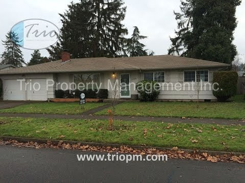 House To Rent In Eugene 3BR/2.5BA By Property Management In Eugene