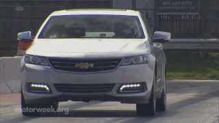 Road Test: 2014 Chevrolet Impala