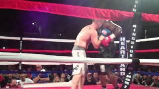Kimbo Slice Vs. Brian Green Knockout