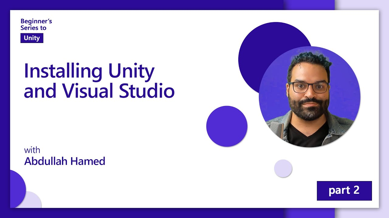 Unity Tutorial for Beginners - Installing Unity and Visual Studio [2 of 7]