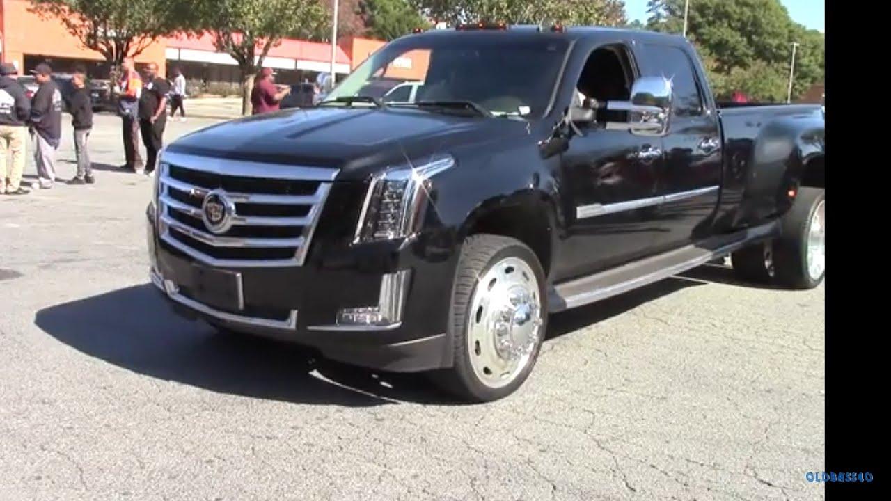 Cadillac Dually Truck - Shjones Ohmsjones