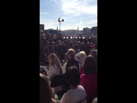 Copenhagen Fashion Show