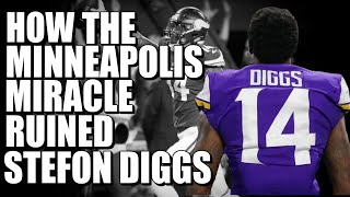 How The Minneapolis Miracle Ruined Stefon Diggs