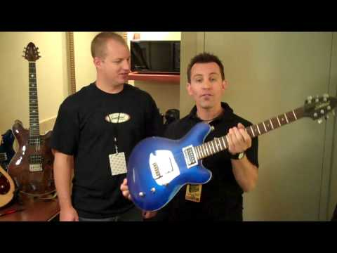 NY Amp Show Glenn Sweetwood Interview - Billy Penn 300guitar