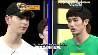 [ENG] 110820 2PM Show Ep 7 - 5/7