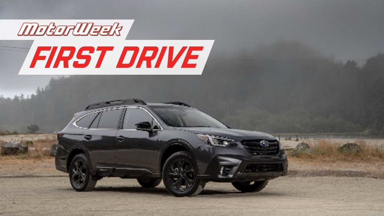 2020 Subaru Outback First Drive