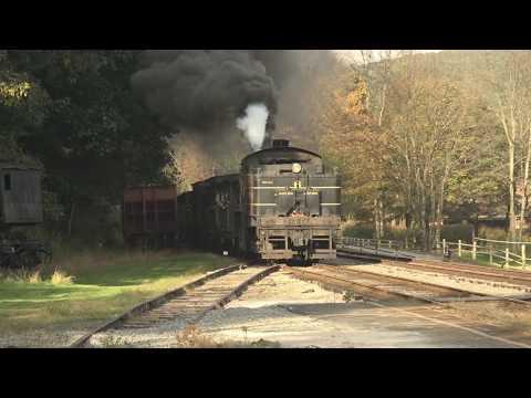 "HiDef: Cass Scenic Railroad ""Big 6"" Shay Steam Locomotive Doubleheader"