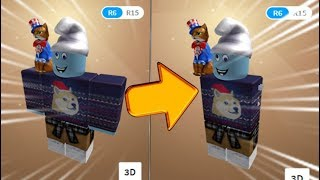 HOW TO STAY WITH THE INVISIBLE ARMS IN THE ROBLOX!! (BUG) 😲