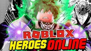 UNSTOPPABLE ALL FOR ONE, I'M JUST NOT STRONG ENOUGH! | Roblox: Heroes Online