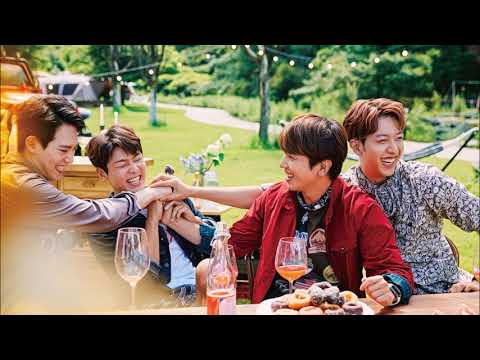 CNBLUE - MIRROR  [With Lyrics]