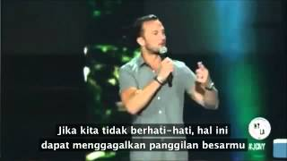 "Carl Lentz - ""That Girl is Poison"" (Indonesian Subs) pt.1"