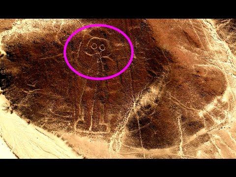 Alien Signs Discovered in Peru