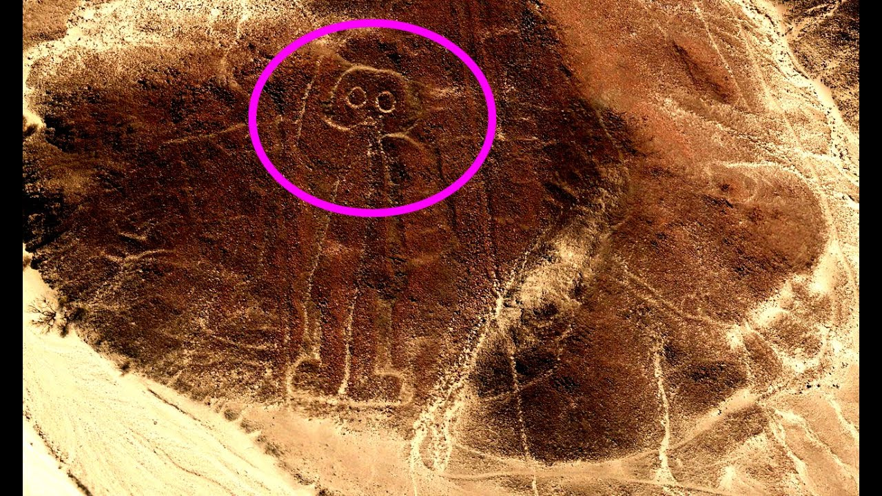 Unusual objects that were created by aliens