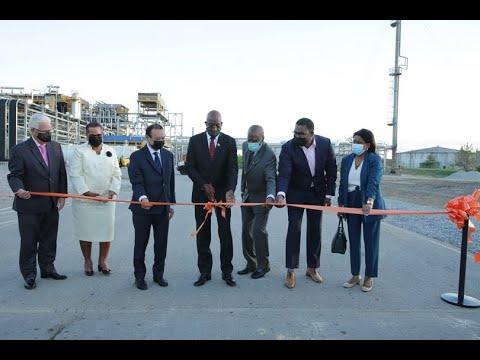 PM Rowley Opens NIQUAN Energy Trinidad Ltd. Gas To Liquids (GTL) Plant