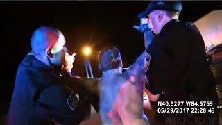 Police Bodycam Footage Shows Arrest of Mitchell Mullins