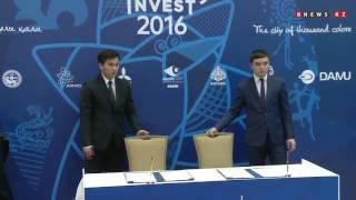 IV Международный форум Almaty Invest 2016