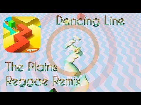 Dancing Line - The Plains (Reggae Remix WIDESCREEN)