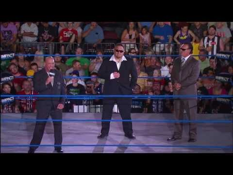 The Fourth Main Event Mafia Member is Revealed - July 4, 2013