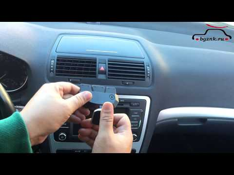 Onetto CD Slot Mount Easy Magnetic - автомобильный держатель телефона в CD слот.