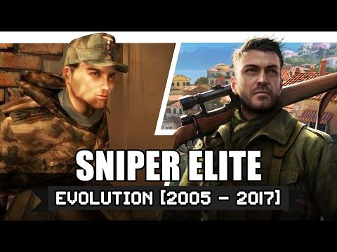 Sniper Elite - Evolution (2005-2017)