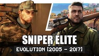 (7.64 MB) วิวัฒนาการ Sniper Elite ปี 2005 - 2017 Mp3