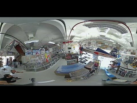 360 VR Tour of Hobby Center Dubai