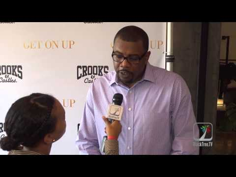Black Jesus Interview at Get On Up Crooks & Castles Gifting Suite - BlackTree TV  - oJ5fiUono38 -