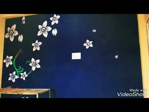 Wall printing from Kishore painter