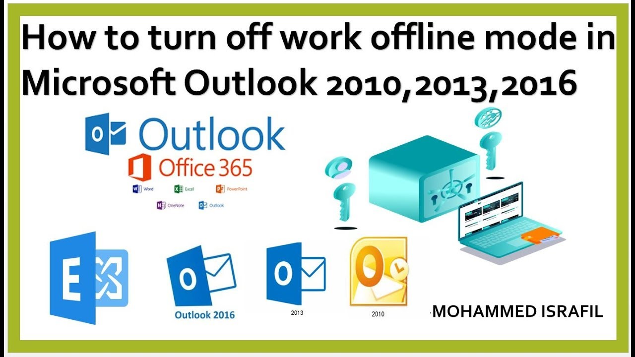 microsoft office working offline