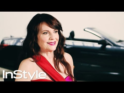 Celebrity Vitals with Megan Mullally | InStyle