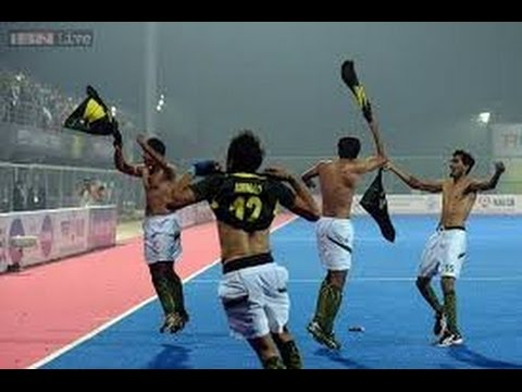 World Hockey Body Suspends Two Pakistani Players Tousiq and Amjad - Obscene Gestures