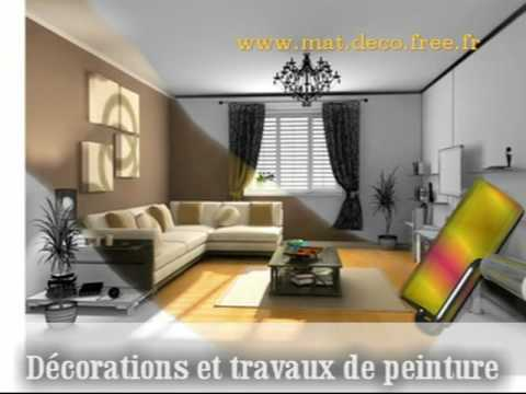 Mat deco entreprise de r novation int rieur paris youtube for Entreprise de renovation interieur