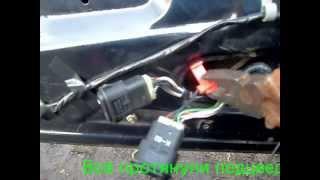 Электропривод багажника ваз 2115 и подсоединение.(Электропривод багажника ваз 2115 и подсоединение., 2013-04-23T20:48:59.000Z)