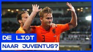 Vertrekt Matthijs de Ligt naar Juventus of Paris Saint-Germain?
