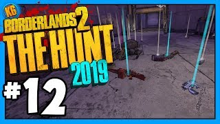 TRIPLE PEARL?! - The Hunt | Day #12 [Borderlands 2]