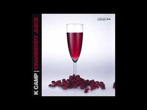 K Camp - Cranberry Juice (Lyrics)