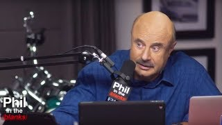 The Most Scared Dr. Phil Has Ever Been