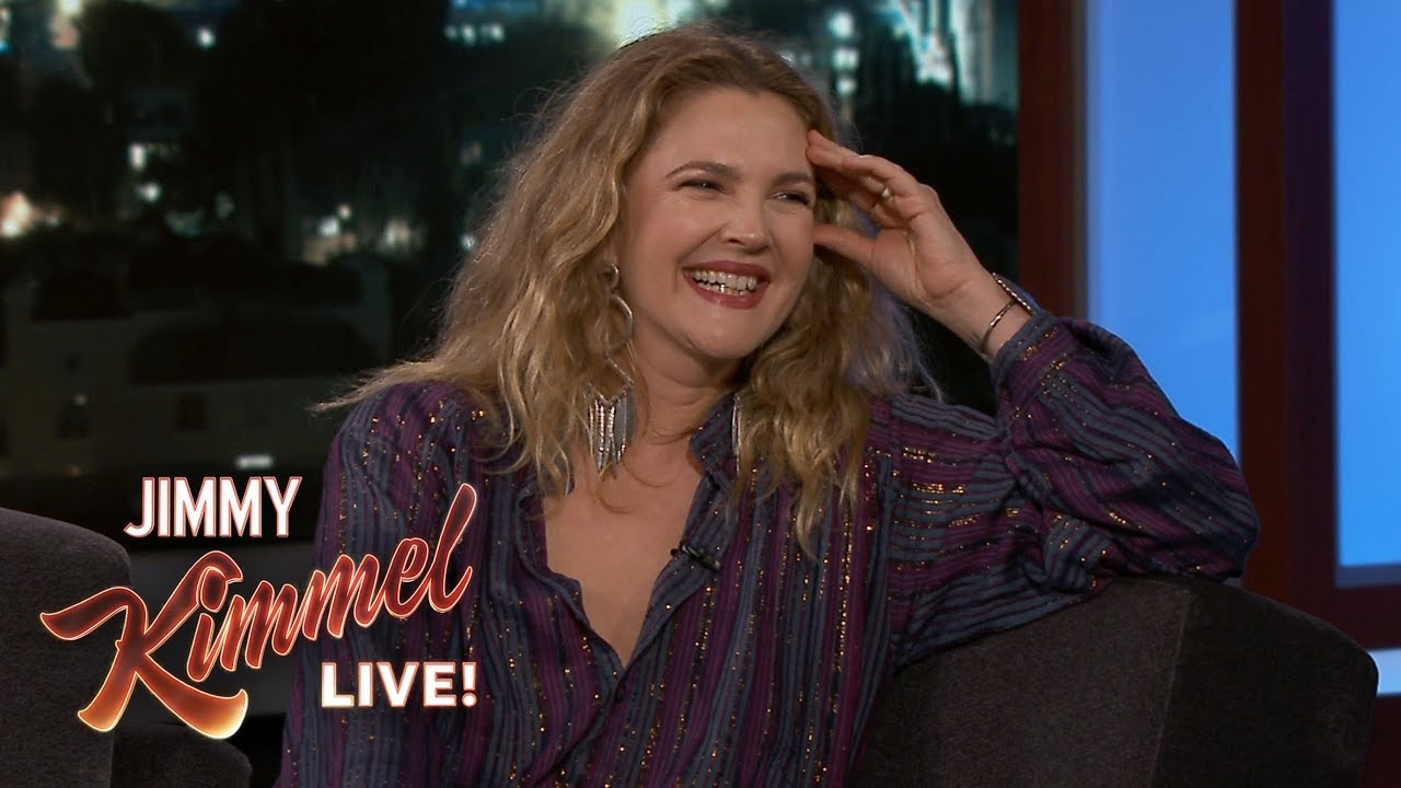 Drew Barrymore on 12th Birthday Party, Madonna & the 80's