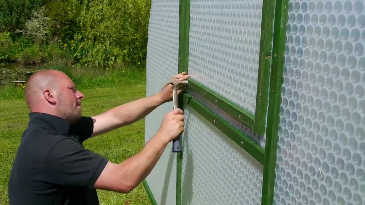 Building A Keder Greenhouse Kit Www Kedergreenhouse Co Uk Youtube