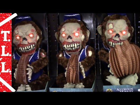 spirit halloween store tour halloween costumes animatronics unboxing - Halloween Store Spirit